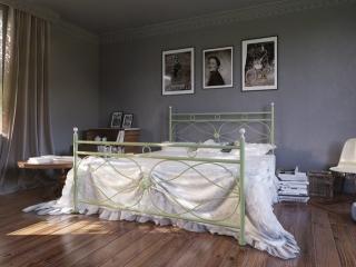 Металлическая кровать Виченца 160_190*200 см