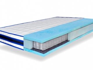 Матрас ортопедический BlueMarine Marble 80*200 см