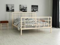 Металлическая кровать Диаз