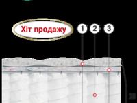 Матрас ортопедический Кристал 80_190*200 см