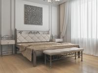 Металлическая кровать Стелла