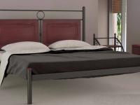 Металлическая кровать Николь