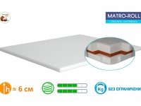 Ортопедический матрас Extra Kokos 65 на 180*190 см