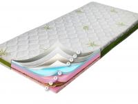 Матрас ортопедический Dz-mattress Спорт Сейв Плюс Алое Вера