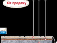 Детский матрас Котофей 60*120 см